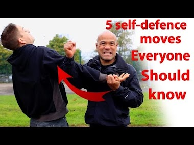 5 Self Defence moves everyone should know by Master Wong