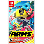Arms [Switch Game]