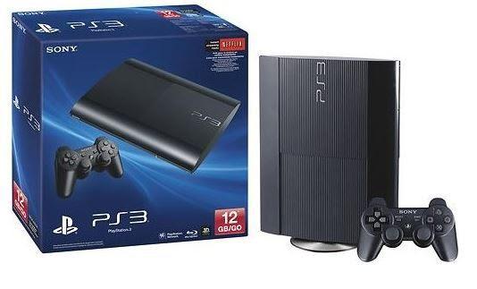 PS3 12 GB
