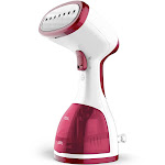 KAZOO Handheld Clothes Steamer Portable Fabric Iron, Perfect for Traveling, Home and Gift (260ml) High Temperature Kills Viruses