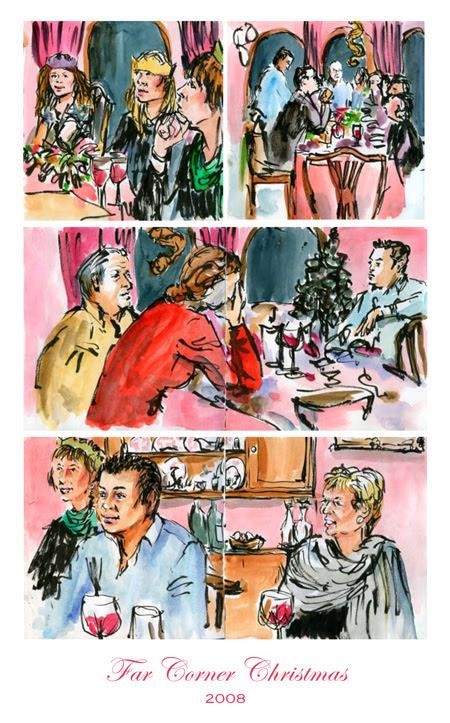 Far Corner Christmas