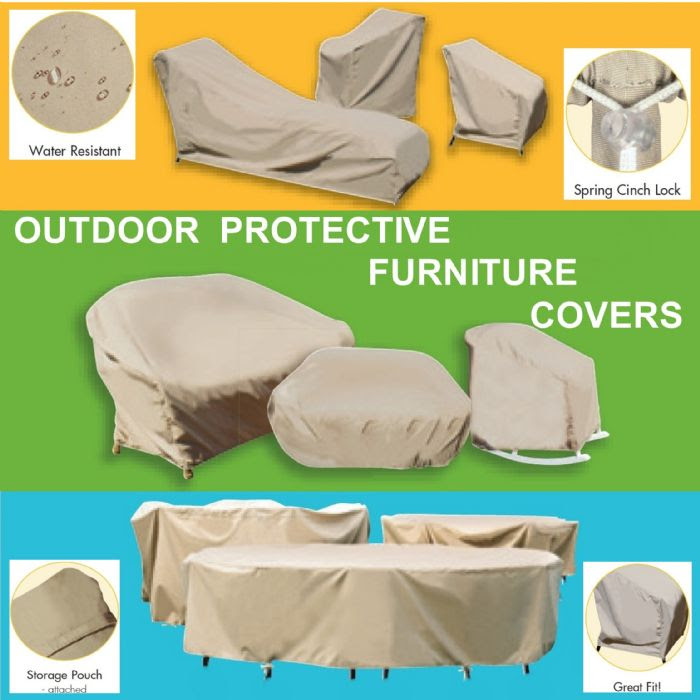 Outdoor Furniture Covers Plastic | Decoration Empire
