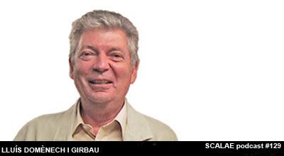 Lluís Domènech i Girbau para SCALAE