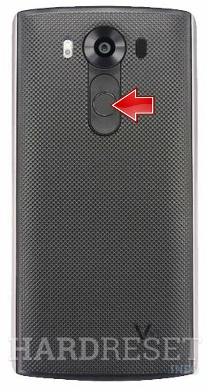 Hard Reset LG V10 H960A