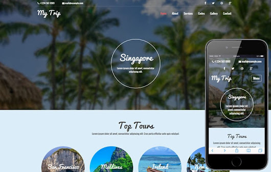 My Trip a Travel Category Flat Bootstrap responsive Web Template