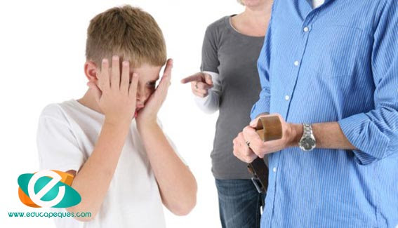 10 Razones Para No Gritar A Los Niños Portal Educapeques
