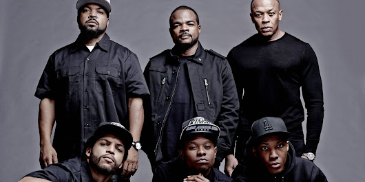 First Photo From 'Straight Outta Compton' Looks Awesome