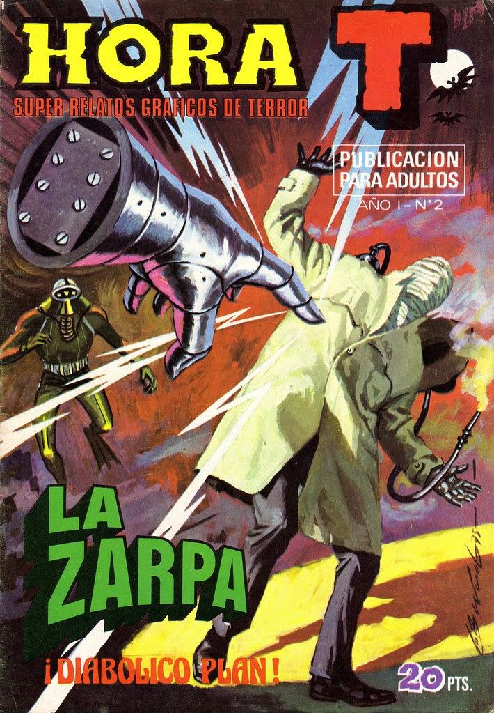 Antonio Bernal - Hora T (issue 2) 1975
