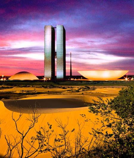 Brasília e o Cerrado