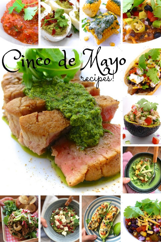 Cinco de Mayo Fiesta Recipes! | Simple. Tasty. Good.