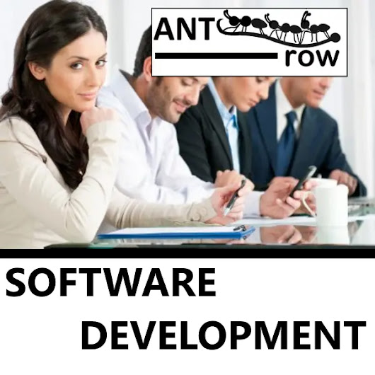 Home - Antrow Software