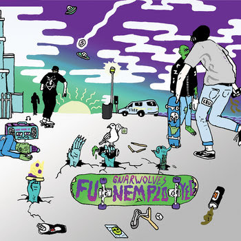 Funemployed cover art