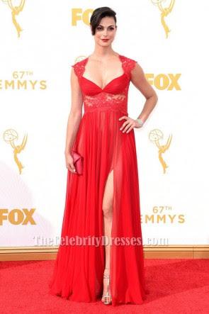 Long red evening dress ireland