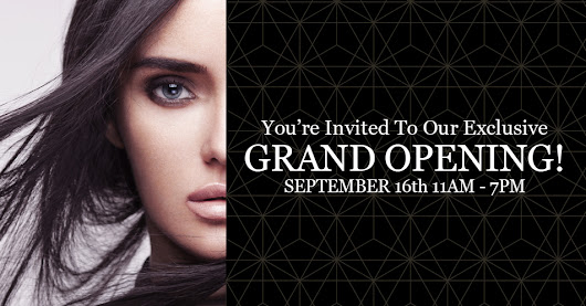 You're Invited To Our Exclusive Boutique Esthetics Lounge Grand Opening in Kelowna! - Boutique Esthetics Lounge in Kelowna