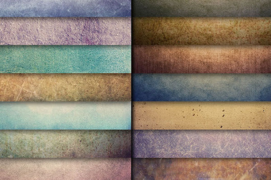 25 Free Colorful Grunge Textures