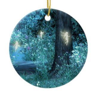 Fairy magic Christmas Ornament ornament