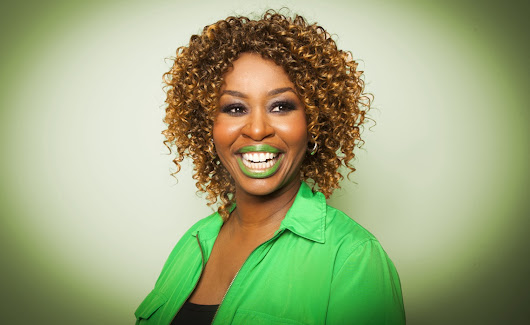 "YouTube Star GloZell On Her Book: ""I Have A Wisdom That Is Unique To My Story"" - Tubefilter"