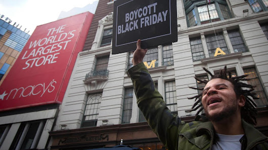 Looking for the Effects of the Black Friday Boycott - NYTimes.com