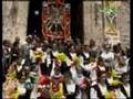La Santa Croce di Casteltermini: la più antica del mondo - Reportage di Geo & Geo