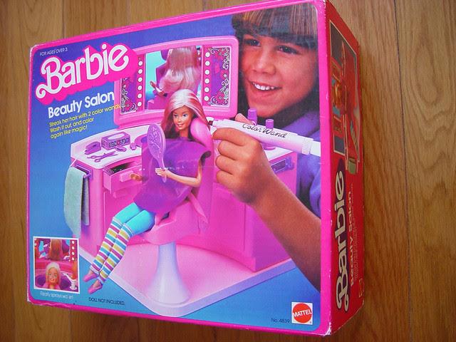 Barbie Beauty Salon | Flickr - Photo Sharing!
