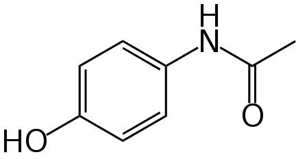 File:Paracetamol-skeletal.svg