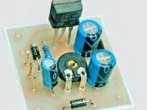 LM317T 1-3-22 Volt điều chỉnh cung cấp điện