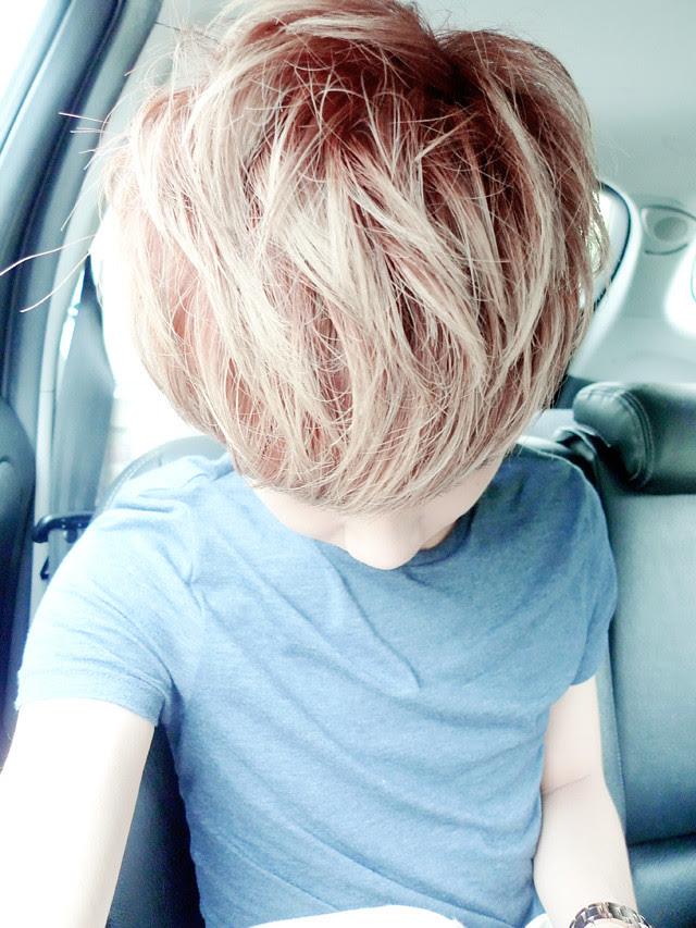 typicalben highlight hair