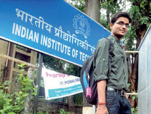 UP labourer's son who lived IIT dream raises Rs 10 lakh for education of slum children | Mumbai News - Times of India
