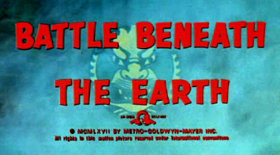 Battle Beneath The Earth | Gumdrop