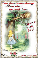 Alice in Wonderland Cards