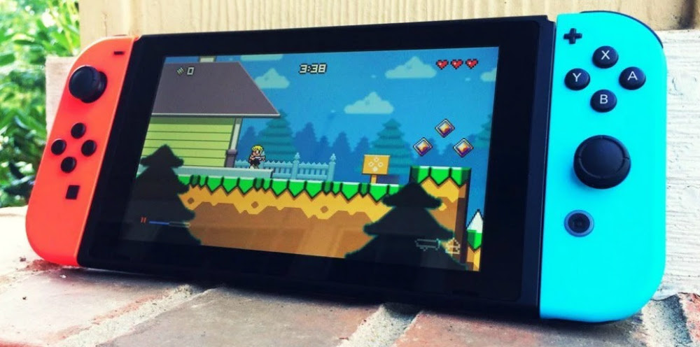 Mutant Mudds Deluxe confirmed for Switch screenshot