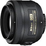 Nikon Nikkor Lens for Nikon F - 35mm - F/1.8