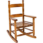 Jack Post Children's Rocker Chair, Natural