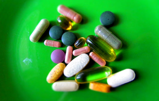 Be Cautious - Do Not Mix These Dietary Supplements