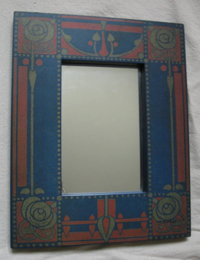 New Arts Crafts Movement Style Mirror Frames