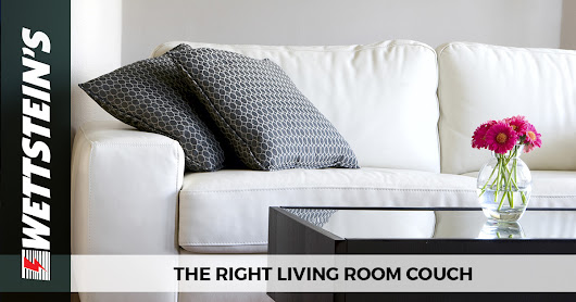 The Right Living Room Couch