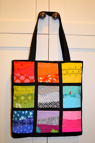 Mouthy Tote Back