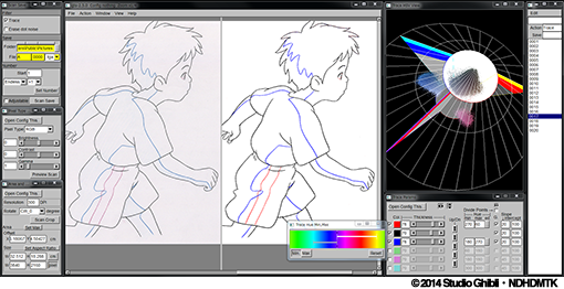2D Animation Software used by Studio Ghibli & Hayao Miyazaki is now Free (Download link)