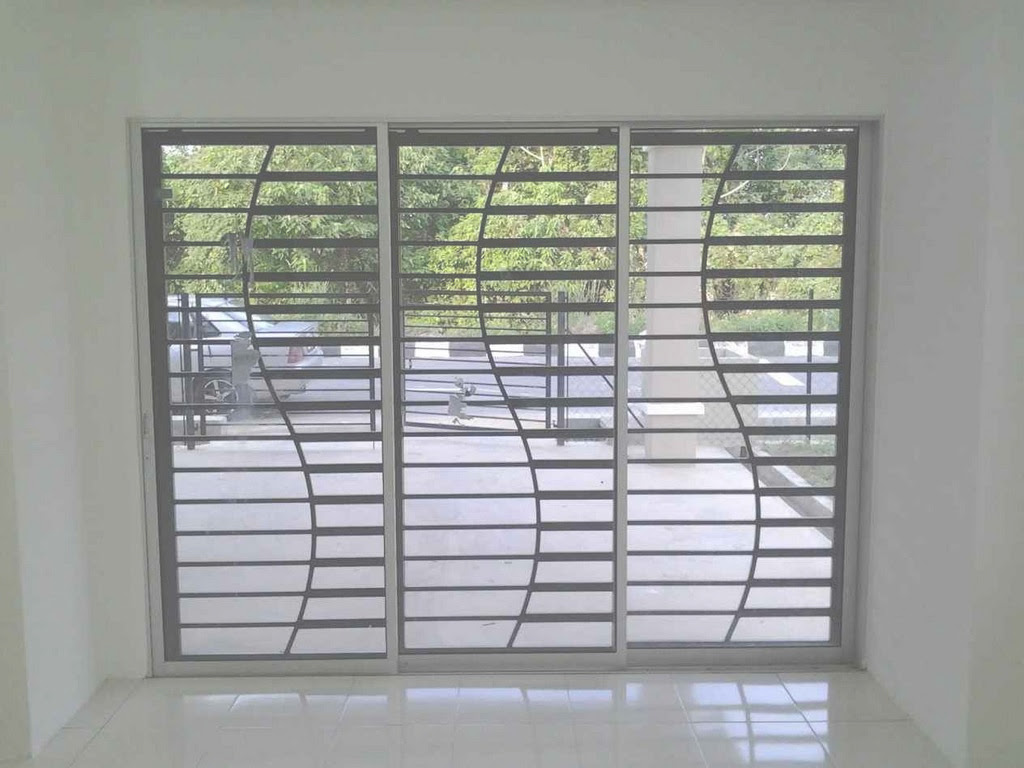 Lovely Home Window Grill Design Photos - Ideas House Generation