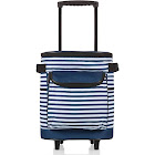 Picnic Time Portable Rolling Cooler