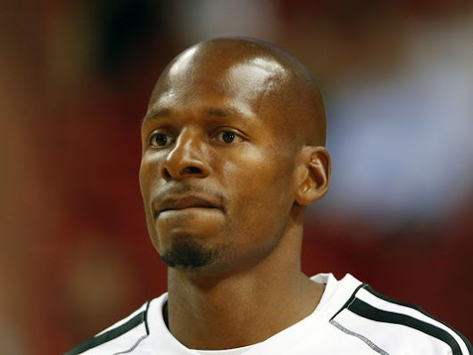 Ray Allen in talks with NBA teams for possible NBA return