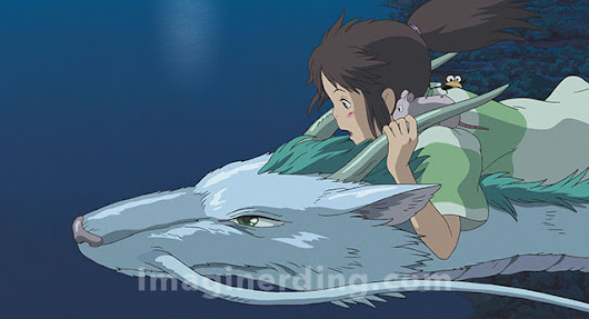 George and Jeff Review The Cat Returns and Spirited Away on Blu-ray - ImagiNERDing