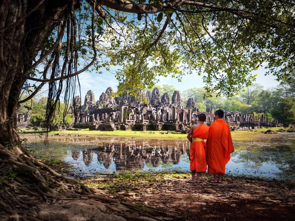 13. Siem Reap, Cambodia