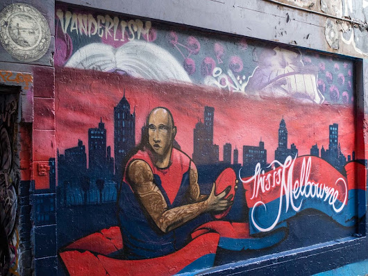 Photographing Melbourne's Street Art in the famous Laneways
