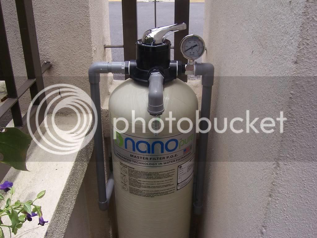 GE Water Filter