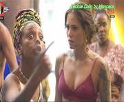 Leticia Colin super sensual na novela Segundo Sol