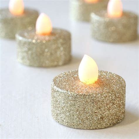 ideas  glitter centerpieces  pinterest