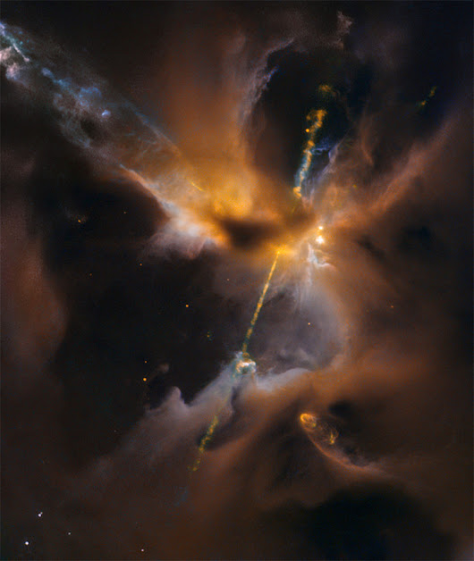 The Awakened Force Of A Star | Colorado Space News