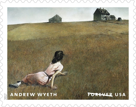 Painting that Inspired 'Chain Saw Massacre' Being Immortalized on USPS Stamp - Bloody Disgusting