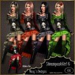 SteampunkGirl 6